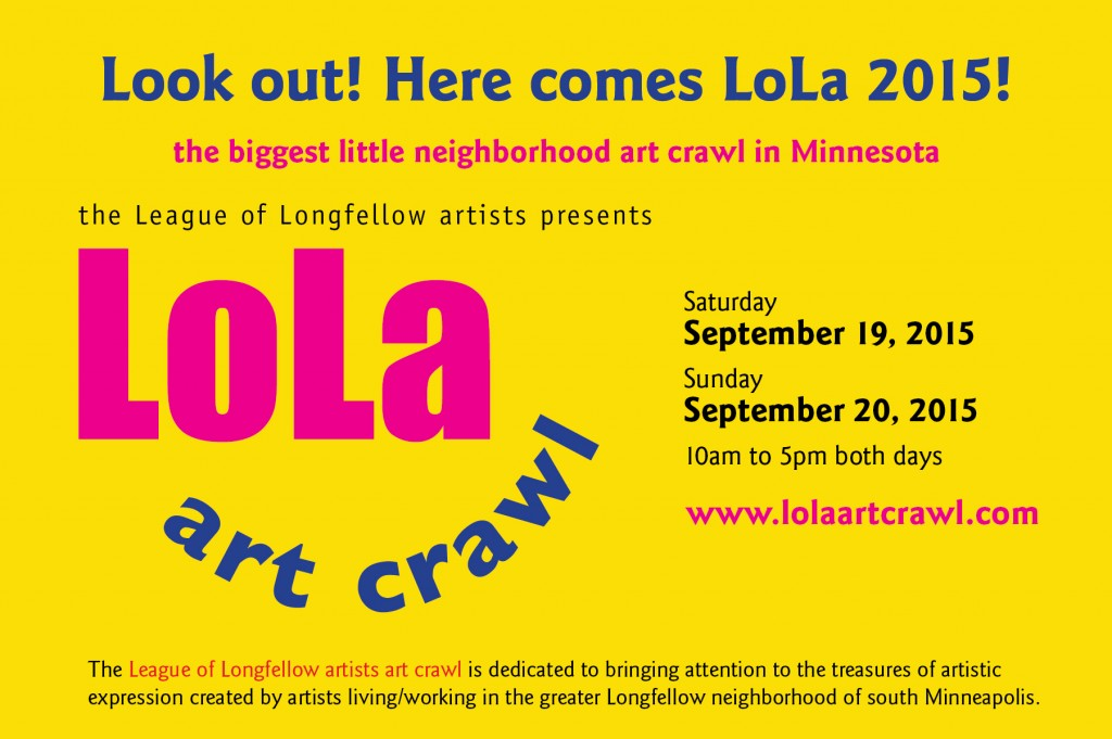 2015 LoLa Art Crawl